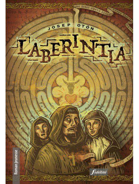 Portada de Laberintia en la edicion en frances